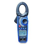 True RMS 1,000A AC/DC Power Clamp Meter from  Shenzhen Everbest Machinery Industry Co. Ltd