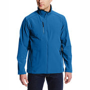 Soft-shell jacket from  Fuzhou H&f Garment Co.,LTD