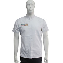 Chef short sleeve shirts from  You Lan Apparel Co. Ltd