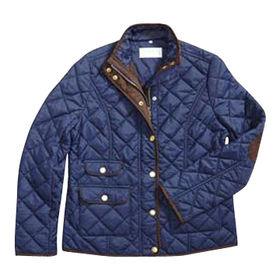Men's padded jacket from  Qingdao Classic Landy Garments Co. Ltd