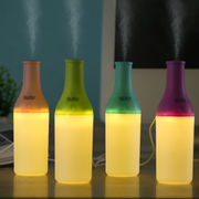 China Cool bottle warm light popular humidifier