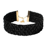 Sequins chokers from  HK Yida Accessories Co. Ltd