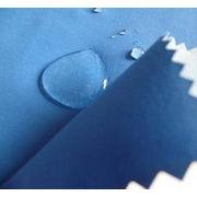 China 228T pu coated nylon Taslon fabric for uniform jackets