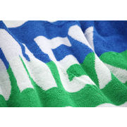 China Sport Towel, Soft and Nice Color Fastness, Customized Specifications are Accepted