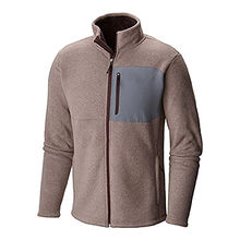 Men's stand-up collar jacket fleece jackets from  Fuzhou H&f Garment Co.,LTD