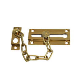 Brass door guard from  Kin Kei Hardware Industries Ltd