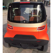 China Electric car with 2 seats, meets EEC standard