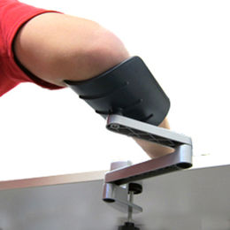 Arm-stand Computer Armrest from  Shenzhen Jincomso Technology Co.,Ltd