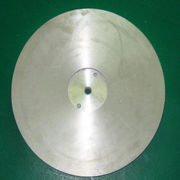 China Vitrified bonded diamond grinding wheel for cermet