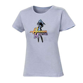 Women's round-neck T-shirts from  Qingdao Classic Landy Garments Co. Ltd