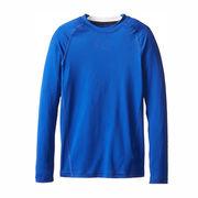 100% polyester men's long sleeves T-shirt from  Fuzhou H&f Garment Co.,LTD