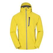 Men's waterproof softshell jacket from  Fuzhou H&f Garment Co.,LTD