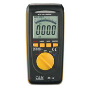 Multimeter from  Shenzhen Everbest Machinery Industry Co. Ltd
