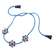 Fresh and Elegant Flower Crystal Necklace from  Chanch Accessories International Co. Ltd