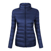Lightweight down jacket from  Fuzhou H&f Garment Co.,LTD