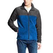 Men's fleece jacket from  Fuzhou H&f Garment Co.,LTD