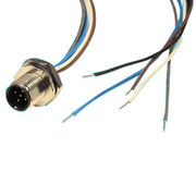 M12 Female to Male Waterproof Cable from  Morethanall Co. Ltd
