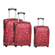 "20/24/28"" 3PCS 600D/ EVA Luggage Sets from  Shanghai Alliance Glory International Co. Ltd"