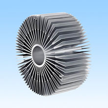 Extrusion heatsink from  HLC Metal Parts Ltd