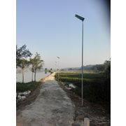 China Solar street light, China and the United States invention patent certificates have been awarded