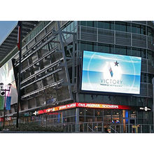 Epistar Outdoor Full Color P8/P10 LED Display from  Chengxinguang Technology Co., Ltd.