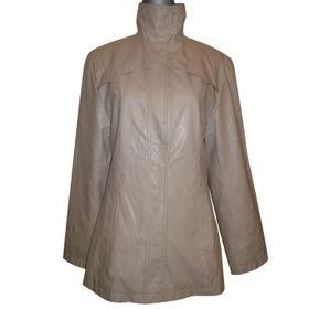 Women's casual pu Jacket from  Qingdao Classic Landy Garments Co. Ltd