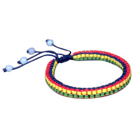 Delicate Handmade Cord Bracelet from  Chanch Accessories International Co. Ltd