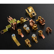 China Precision Metal Stamping Part, Assembled with Customized Designed Screws, Riveting and Welding