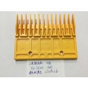 China MITSUBISHI two generation a comb plate elevator parts automatic escalator comb plate