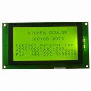 LCD Module from  Xiamen Ocular Optics Co. Ltd