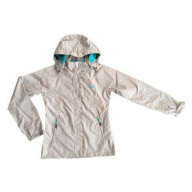 Women's taped-seam Jacket from  Qingdao Classic Landy Garments Co. Ltd