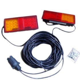 LED Trailer Lamp from  Zhejiang NAC Hardware & Auto Parts Dept.