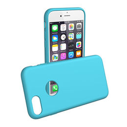 Liquid silicone rubber case for iPhone from  Shenzhen SoonLeader Electronics Co Ltd