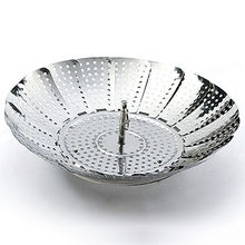 Stainless Steel Vegetable Steamer from  Jieyang Fengxing Stainless Steel Products Co. Ltd