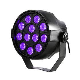 PL-99UV 12PCS*3W UV LED Par Light from  Guangzhou Xinyu Stage Lighting Installation Factory