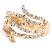 king and queen engagement and wedding ring jewelry from  HK Yida Accessories Co. Ltd
