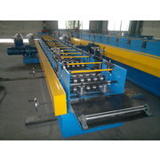 China Full Automatic C Purlin Roll Forming Machine with PLC Control Systems, 15kW