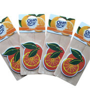 China Car & Home Air Freshener, Hanging Paper with Various Designs