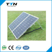 China Poly pv module 100w 200w top quality cheapest price with 5 years warranty