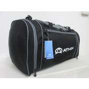 China Duffel bag, made of 600D/PVC Polyester + 210D lining