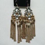 Exaggerate Crystal Drop Earrings from  Chanch Accessories International Co. Ltd