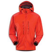Hooded outdoor wear windbreaker from  Fuzhou H&f Garment Co.,LTD