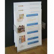 3 Tie Magazines Holder from  Store Display Innovation Co.,Ltd.