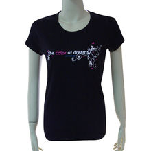 Women's short sleeve t-shirts from  You Lan Apparel Co. Ltd