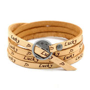 Multi-Layer Belt Styles Bracelets from  Ebolle Fashion Accessories Co. Ltd