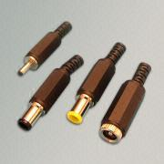 DC Power Plug and Jack Assembly from  Morethanall Co. Ltd