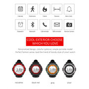 China Smart wristwatches sports hot sell 2017