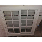 window grills design for sliding windows from  Qingdao Jiaye Doors and Windows Co. Ltd