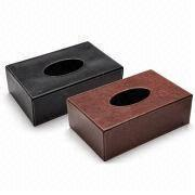 Napkin box from  Beijing Leter Stationery Manufacturing Co.Ltd