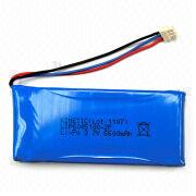 Lithium Polymer Battery from  Well Link Industrial Ltd